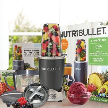 Win a NutriBullet 600 Series 8 Piece Set