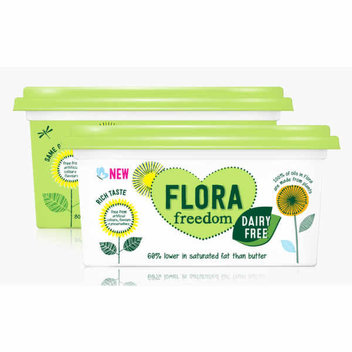 Free Flora Freedom butter