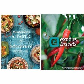 Win a Cookbook and Food Hamper