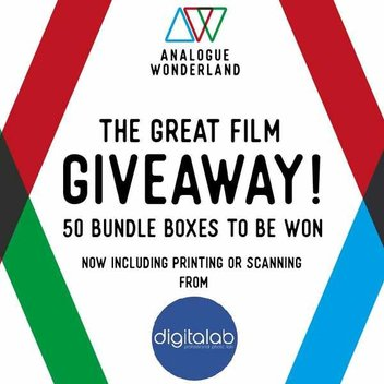 The Great Film Giveaway with free bundle boxes to be won