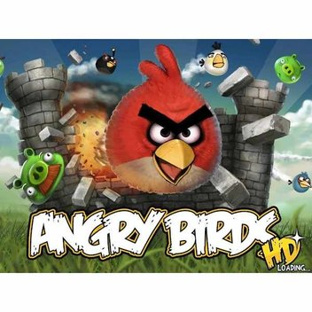 Free app, Angry Birds HD on the App Store