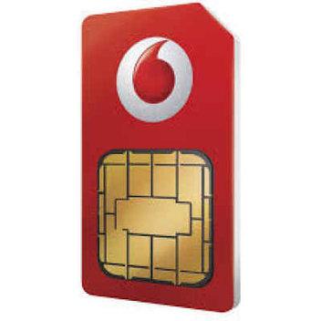 Free Vodafone Freedom SIM