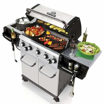 Win a barbecue kit worth £2500