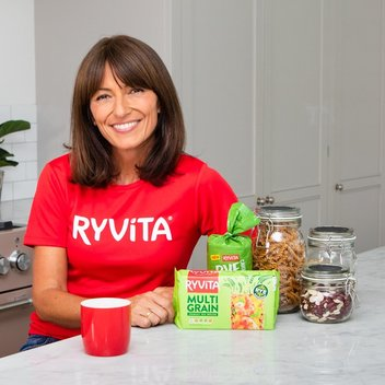 10 Fitbit Versus signed by Davina McCall up for grabs