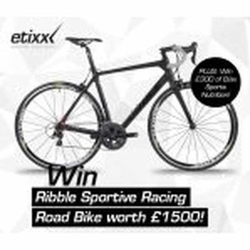 Win a Ribble Sportive Racing and Etixx Nutrition Bundle worth £1800