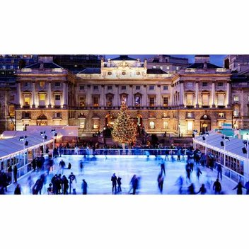 600 free Ice skating tickets at Somerset House with Fortnum & Mason