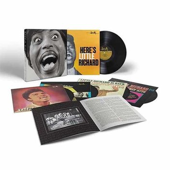 Win a deluxe 5LP Little Richard Mono Box