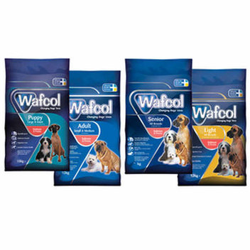 Free Wafcol dog food samples