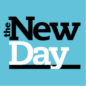 Free copy of The New Day newspaper