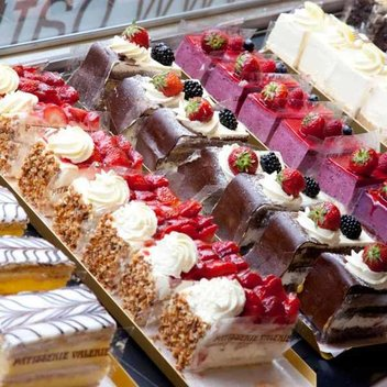 Enjoy a 10% off voucher & a birthday gift from Patisserie Valerie Cake Club