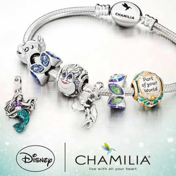 Get a free Chamilia Little Mermaid bracelet set