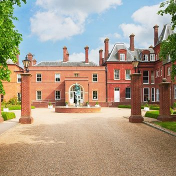 Enjoy a luxury spa day at Champneys