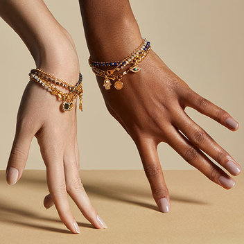 Win a friendship bracelet from Astley Clarke