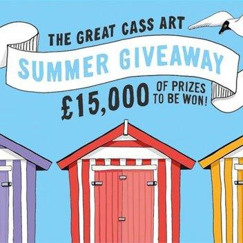 The Great Cass Art Summer Giveaway