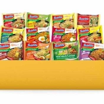 Claim a free case of Indomie Noodles