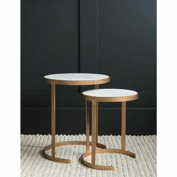 Win Rose & Grey side tables worth more than £200