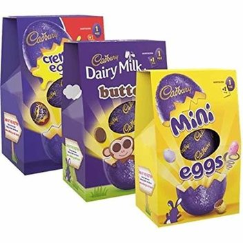 Get a free Cadbury Easter Egg Bundle