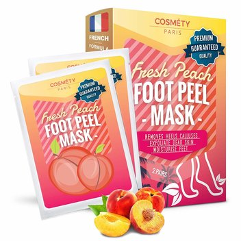 Claim a free Foot Peel Mask