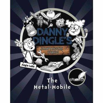 Free Danny Dingle's Fantastic Finds for kids