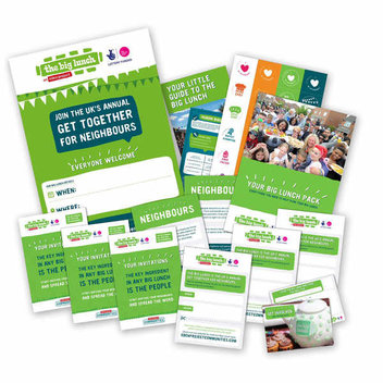 Register for a free Big Lunch Pack
