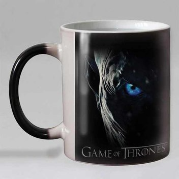 Get a free Game of Thrones heat changing mug