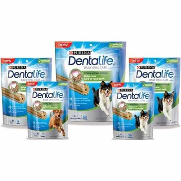 Free sample of Purina® DentaLife® for dogs
