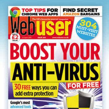Free Issue of Web User Magazine