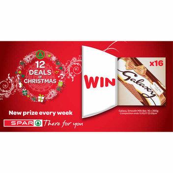 Free Galaxy Smooth chocolate bars