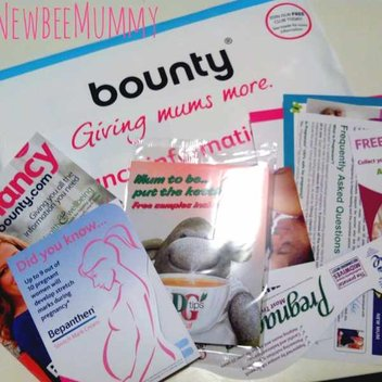 Free Bounty Packs for Your Baby