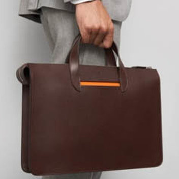 Win 1 of 5 luxury leather items from Carl Friedrick worth £500