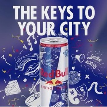 5,000 free Red Bull Packs