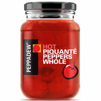 Enjoy a 90p off Peppadew Mild & Hot Peppers