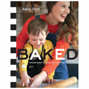 Win a Baked Cookbook and BKD Baking Kit