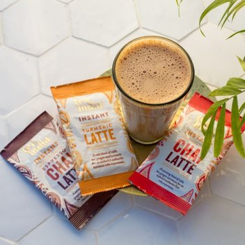 2,500 Tea India Chai Latte sample packs up for grabs