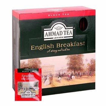 Try Ahmad Teas for free