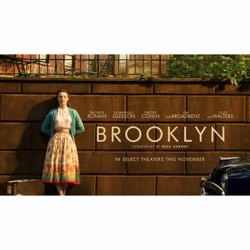 Free screening of Brooklyn