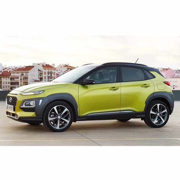 Win a Hyundai KONA SUV