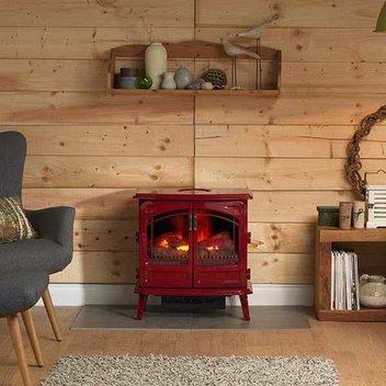 Win a Dimplex electric stove worth £625