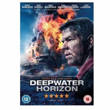 Win a 43in Smart TV and a copy of Deepwater Horizon on DVD