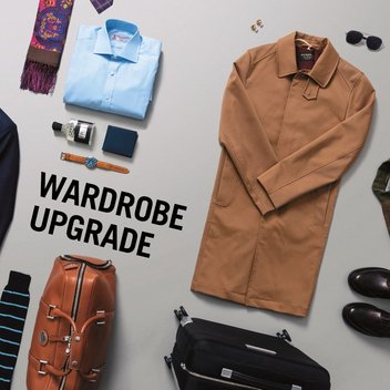 Get a £6,600 wardrobe upgrade
