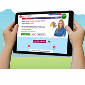 Win an iPad with The Maths Factor
