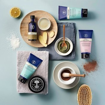 Win a Neal's Yard Beauty Hamper worth £200