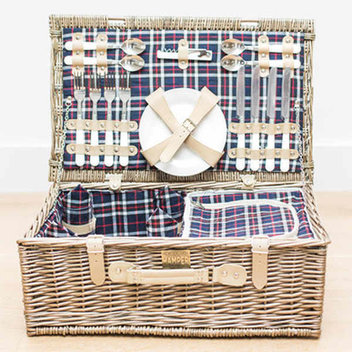 Win one of 10 picnic baskets with Telegraph Shop
