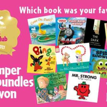 Free Book Bundles from Annabel Karmel