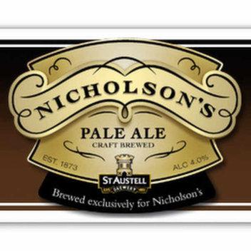 Free Birthday Pint from Nicholson's Pubs