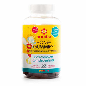 Free Pack of Children's MultiVitamins from Honibee