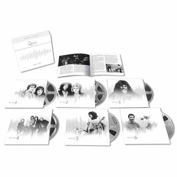 Win a copy of the deluxe 6CD edition of Queen On Air