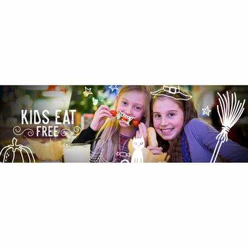 Kids eat free at Bella Italia