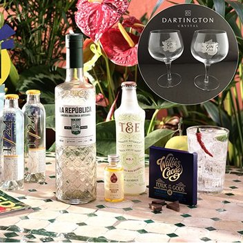 Get a year's supply of gin from Craft Gin Club