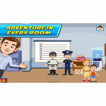 Free My Town: Police game on iTunes